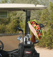 Taco Driver Golf Head Cover