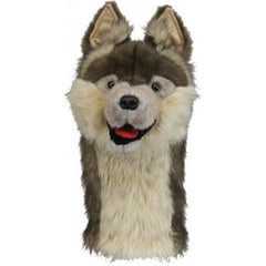 Wolf Driver Head Cover