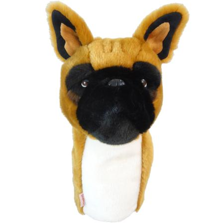 Frenchie Driver Head Cover