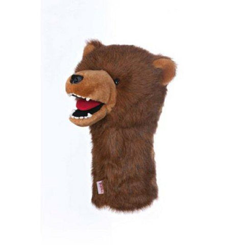 Grizzly Bear Driver Head Cover