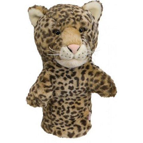 Leopard Driver Head Cover