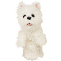 Westie Driver Head Cover