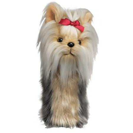 Yorkshire Terrier Driver Head Cover