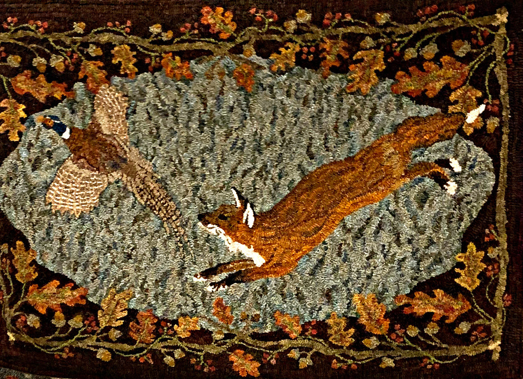 Fox and Pheasant