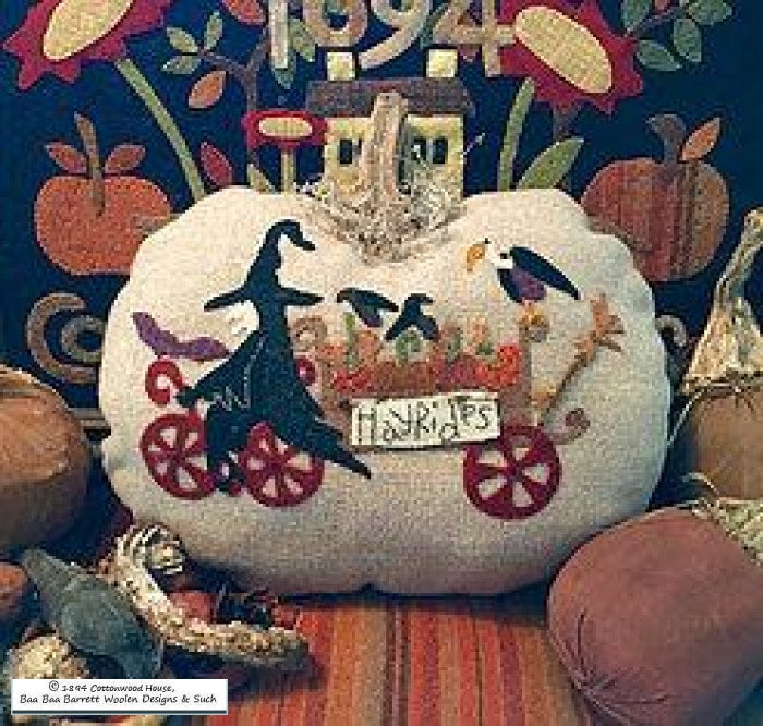 Hayrides Wool Applique Patterns