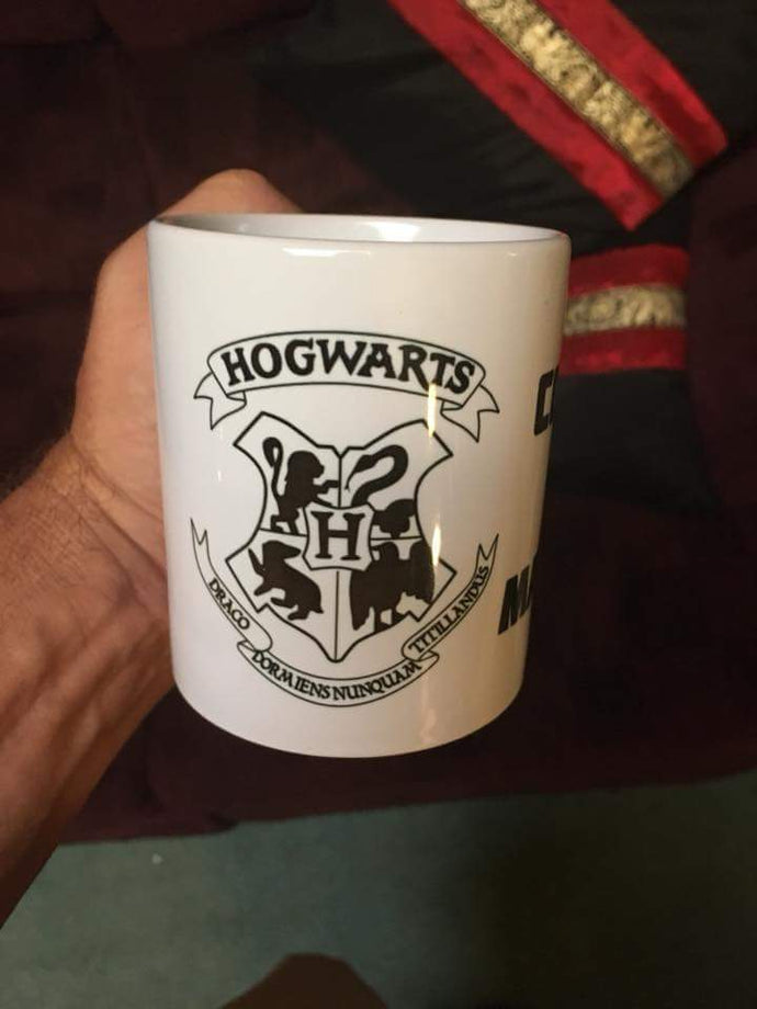 Hogwarts Magical Mug