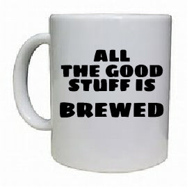 Brewed Coffee Mug