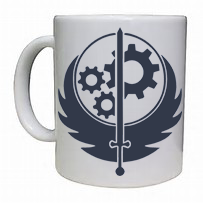 Brotherhood of Steel Mug