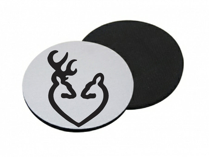 Deer Heart Coaster