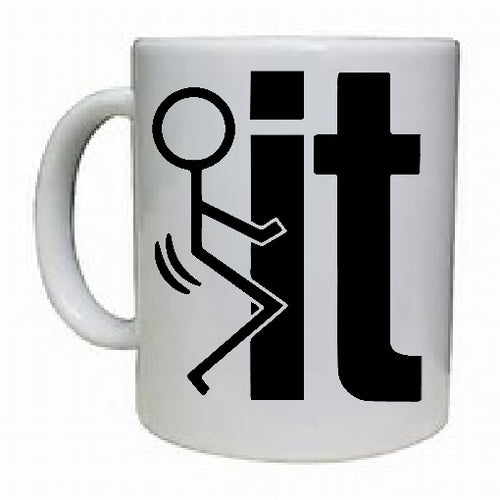 F-It Coffee Mug