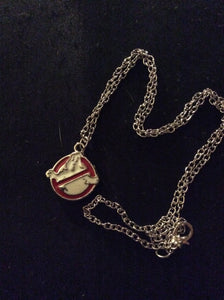 Ghostbuster pendant