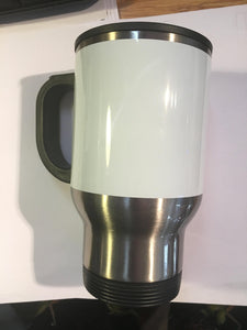 Stainless Custom Mug