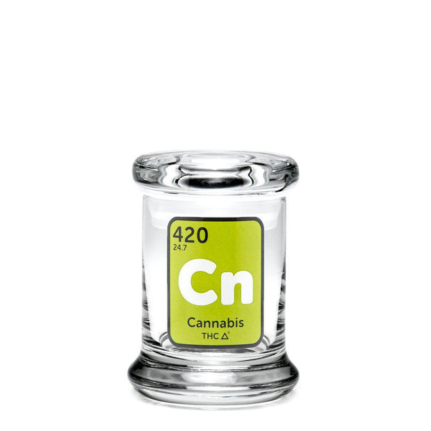 420 Jars Cannabis Element