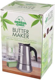 Herbal Chef™ Stove Top Butter Maker – Small (1 Stick)