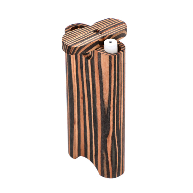 Wooden Dugout with One Hitter-Assorted-101mm