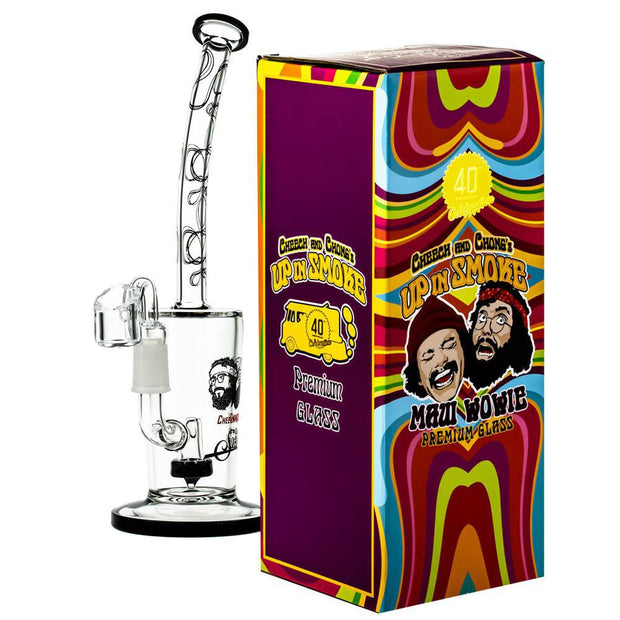 40TH ANNIVERSARY CHEECH & CHONG MAUi WOWIE VAN 10 IN DAB RIG