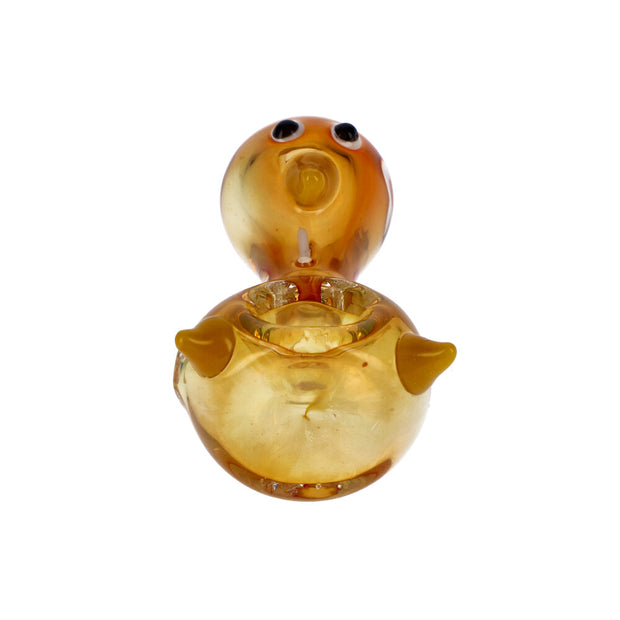 Glass Duck Pipe