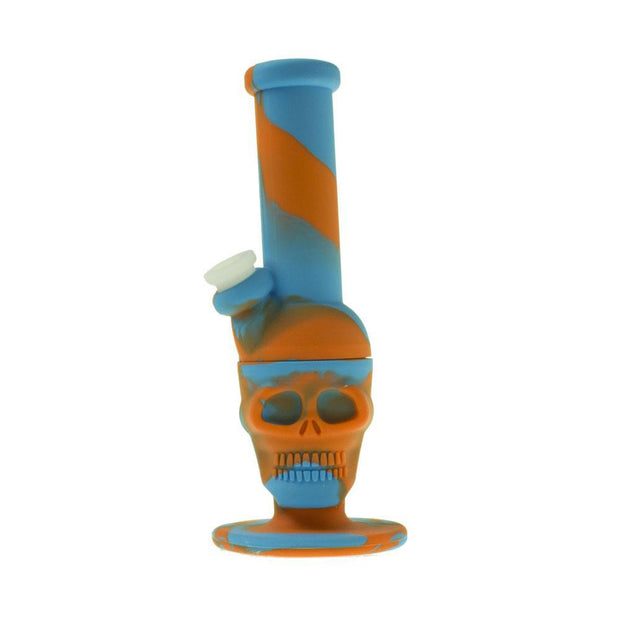 8.2 INCH HEIGHT SKULL WATER PIPE