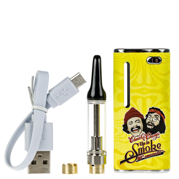 Vaporizer Famous Cheech & Chong Yellow