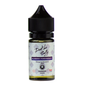 Don't be salty - Blue Pomegranate 30ml
