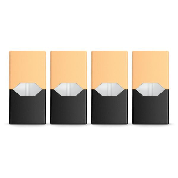 "E-Juice PODS for Juul ""Vanilla"" 50mg Salt Nic"