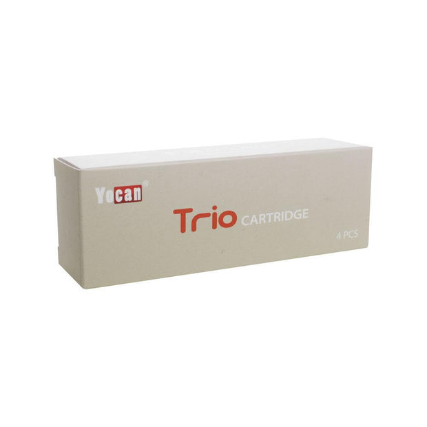 Thick Oil POD for Yocan Trio (PAC of 4)
