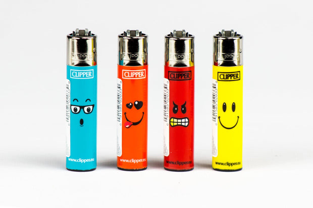 Clipper Lighter 48/Pack