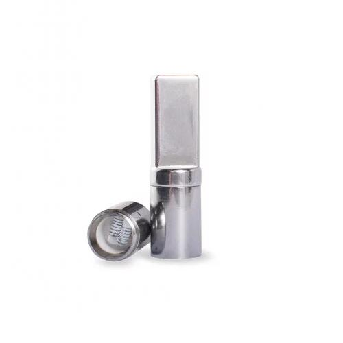Wulf Duo quartz dual coil concentrate chamber