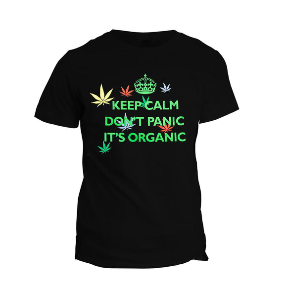 T-Shirt Don't Panic, It's Organic