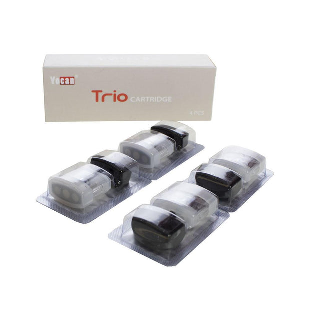 E-Juice POD for Yocan Trio (PAC of 4)