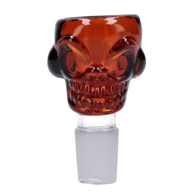 Glass Skull Bowls