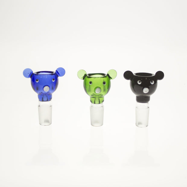 Glass Koala Bowls