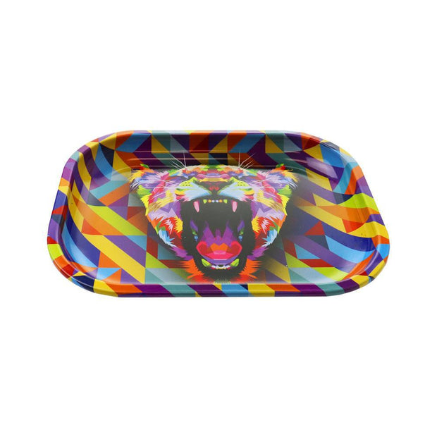Puff Puff Pass Tray - Lioness