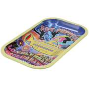 Rock Legends Fab4 Yellow Submarine Rolling Tray Yellow