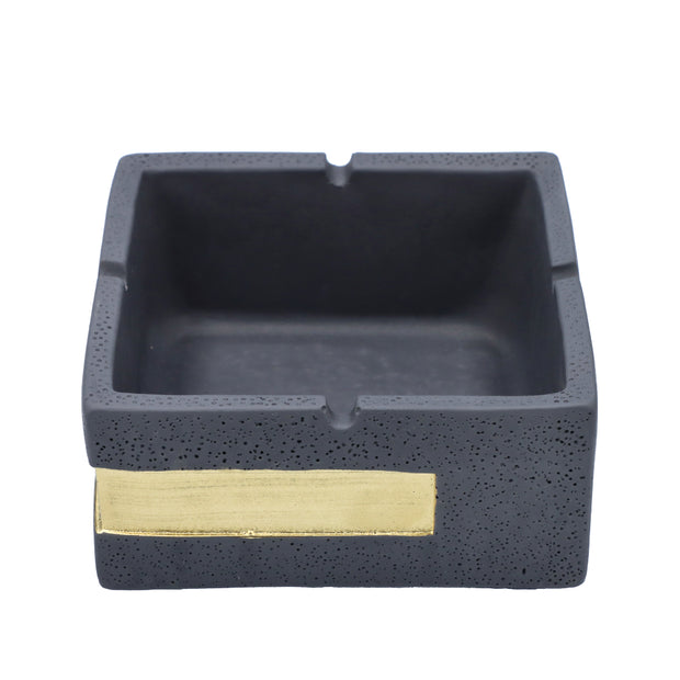 Cement Square Ashtray – 5""