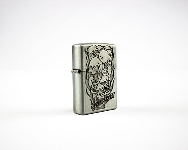 Lighter Torch - Skull Candy