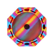 Silicone Ashtray Diamond – 5""