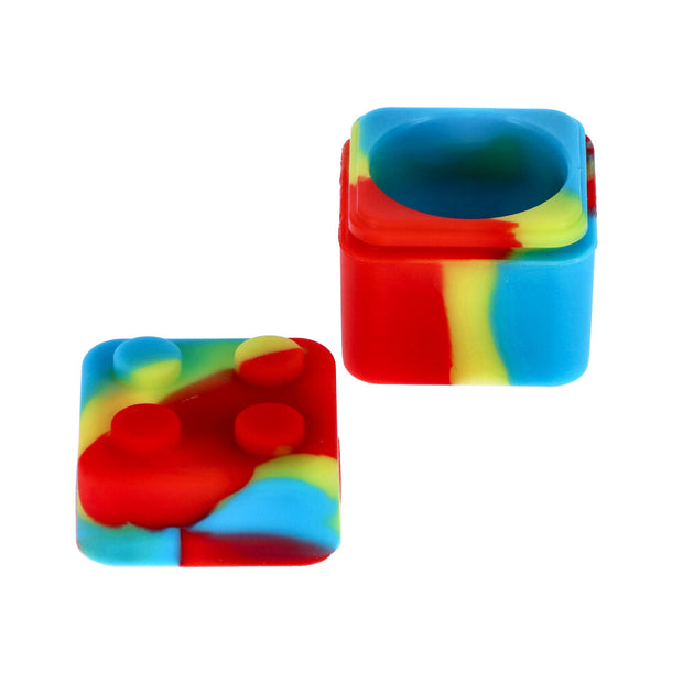 Silicone Container 7ml, 3pcs Per Pack
