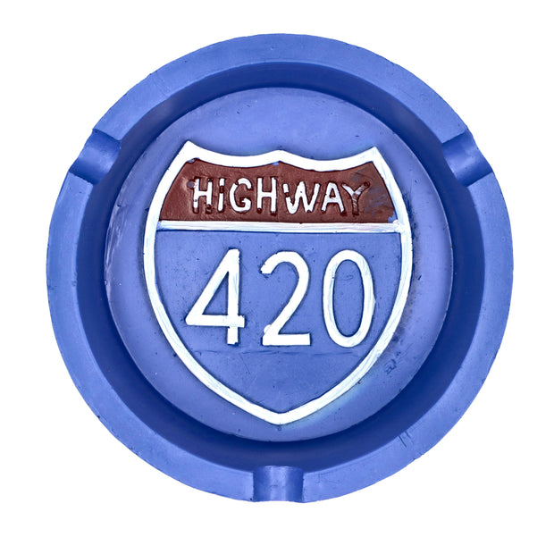 Resin Highway 420 Ashtray