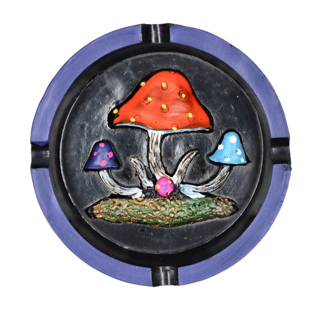 Resin Mushroom Ashtray