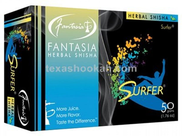 Shisha Herbal Fantasia 50g Surfer