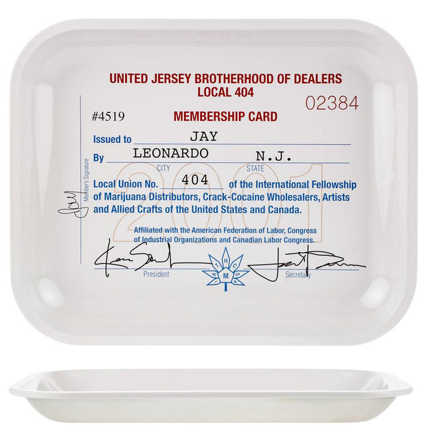 Jay and Silent Bob Signature Tray
