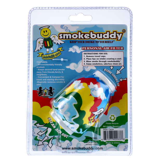 SmokeBuddy Cares Original
