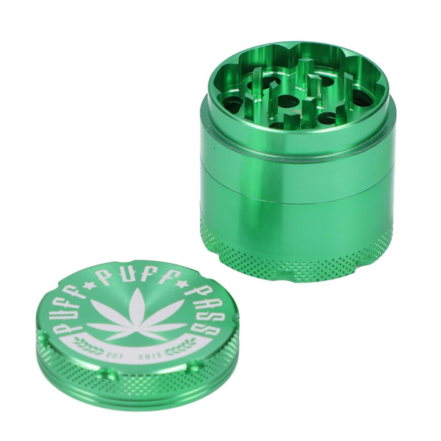 3 Stage 40mm Aluminum Grinder