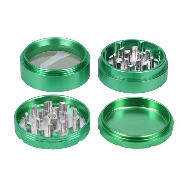 3 Stage 55mm Aluminum Grinder