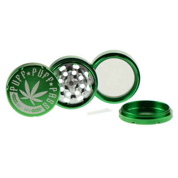 3 Stage 62mm Aluminum Grinder