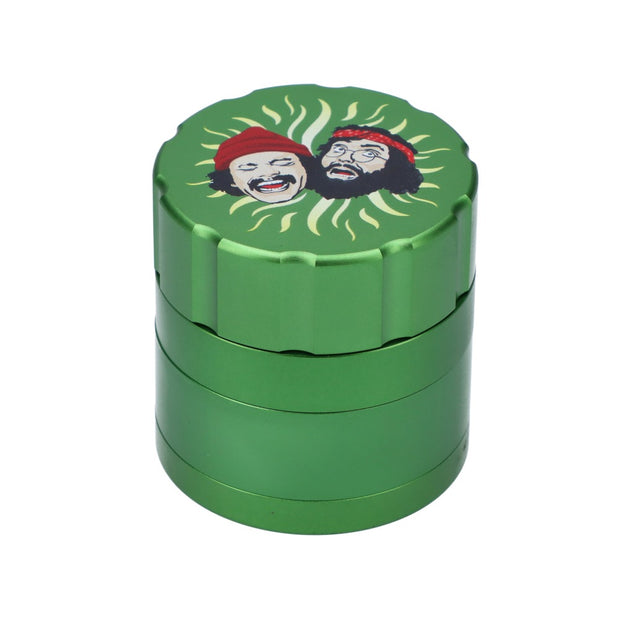 Cheech & Chong Green 40th Anniversary Grinder