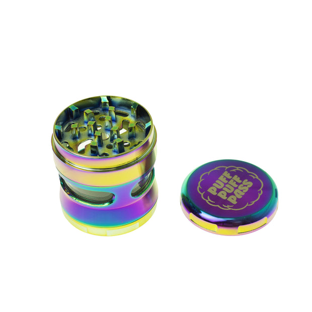 PUFF PUFF PASS Grinder 3 stage