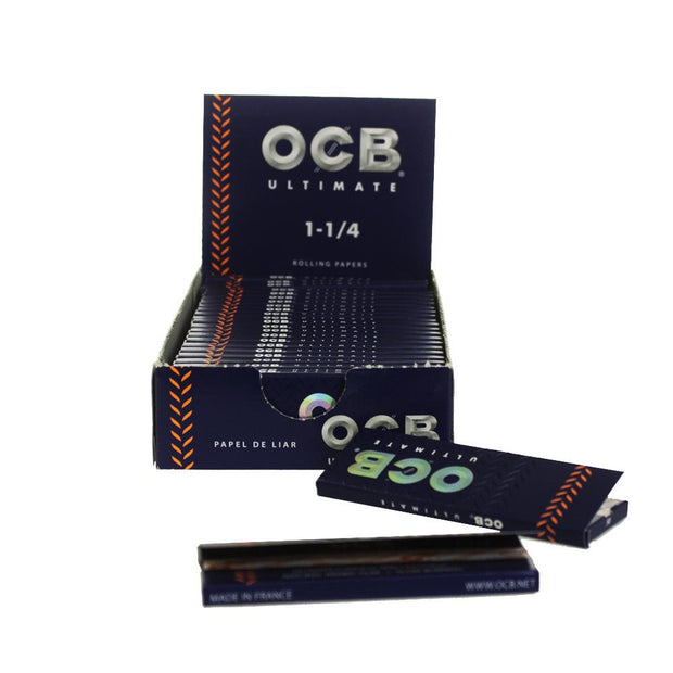 Rolling Papers OCB Ultimate 1 1/4 25 Pack
