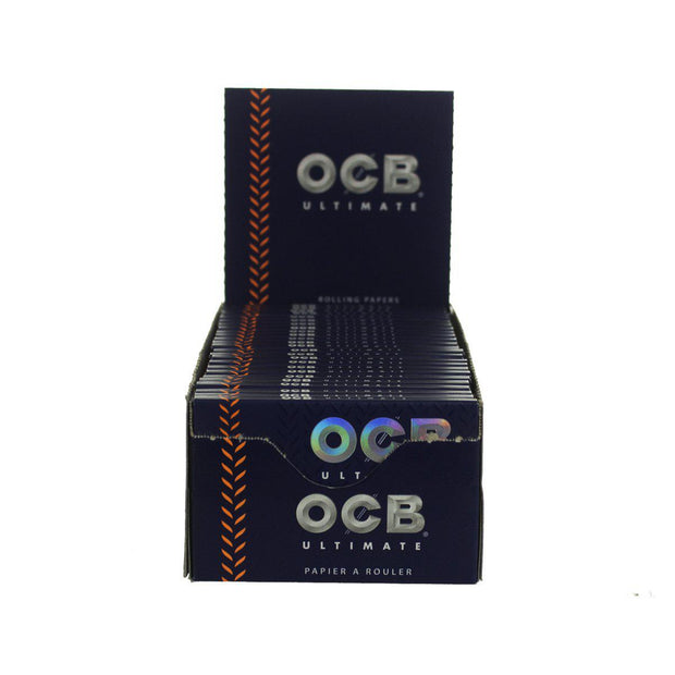 Rolling Papers OCB Ultimate Single Wide Single Window 50 Pack